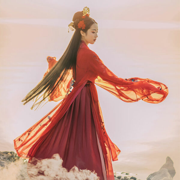 chinese goddess hanfu shop