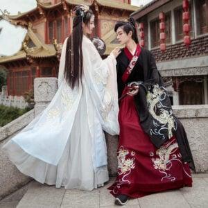 dragon ruqun hanfu buy