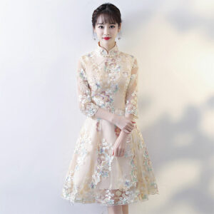 evening qipao dress buy