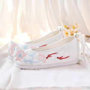 goldfish flats hanfu shoes shop