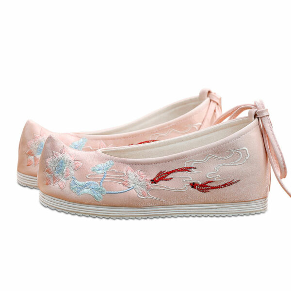 goldfish flats hanfu shoes shop