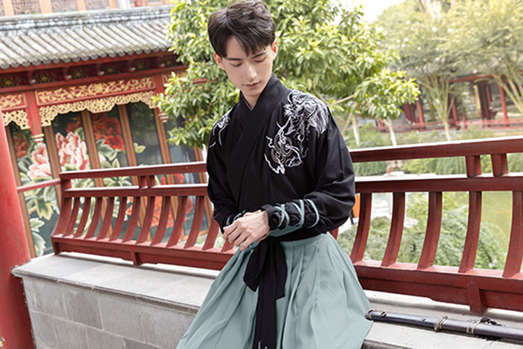 kylin knight male hanfu buy