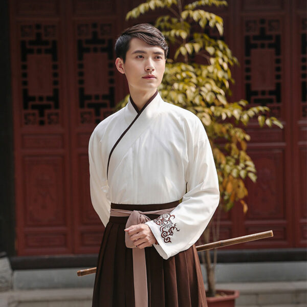 leisure male ruqun hanfu shop