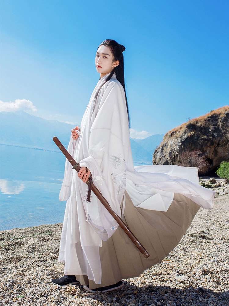 mountain male hanfu shop