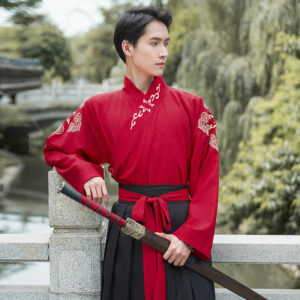 red knight kungfu hanfu buy