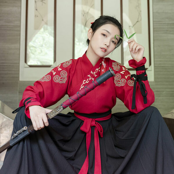 red knight kungfu hanfu buy