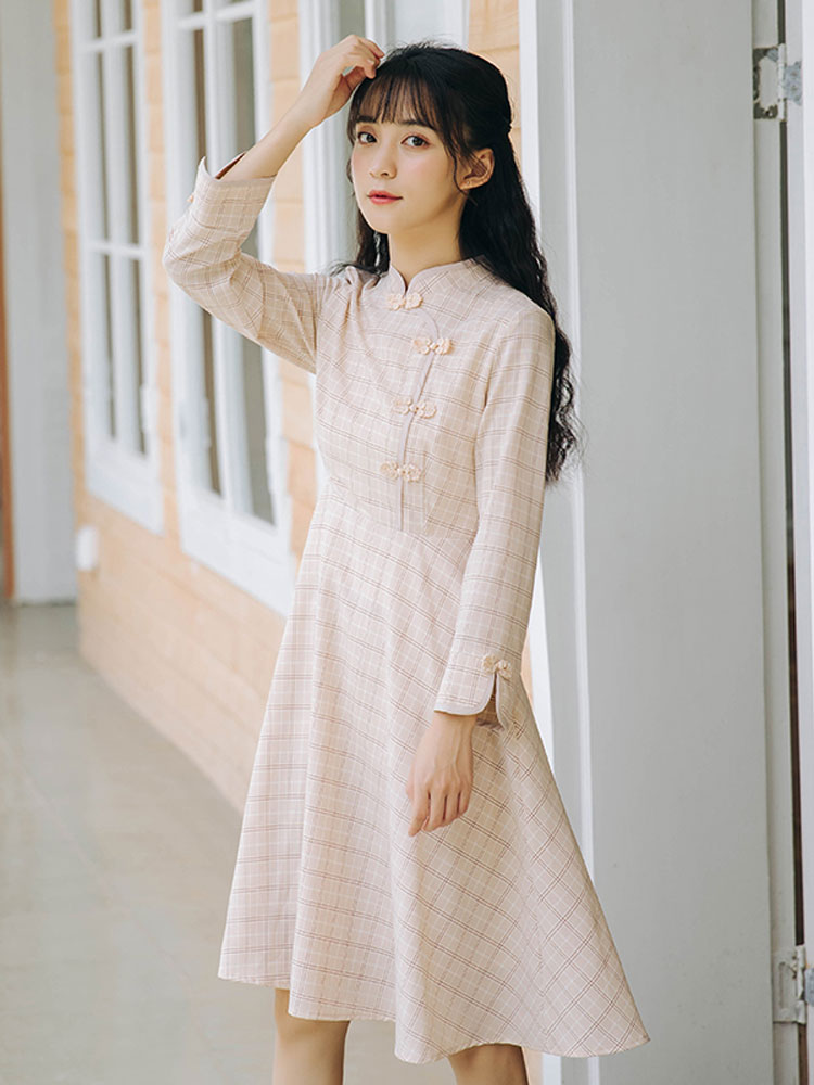 retro qipao dress shop
