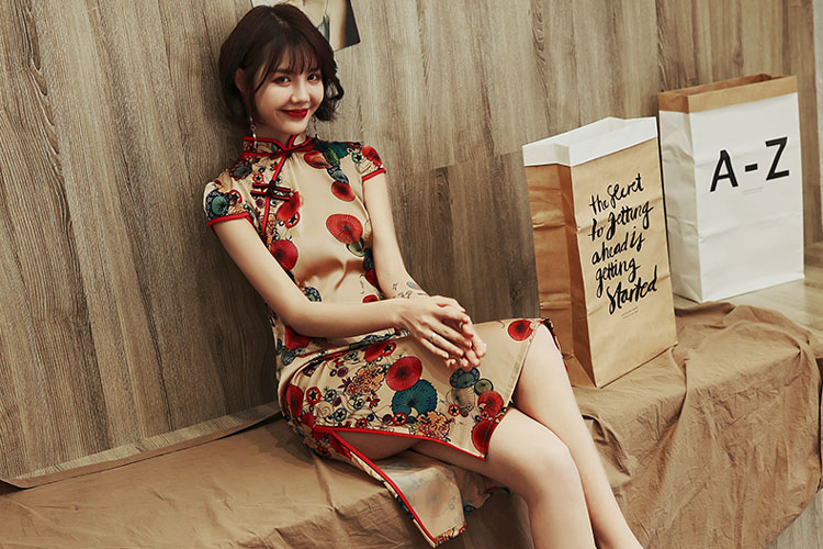 shop cheongsam dress