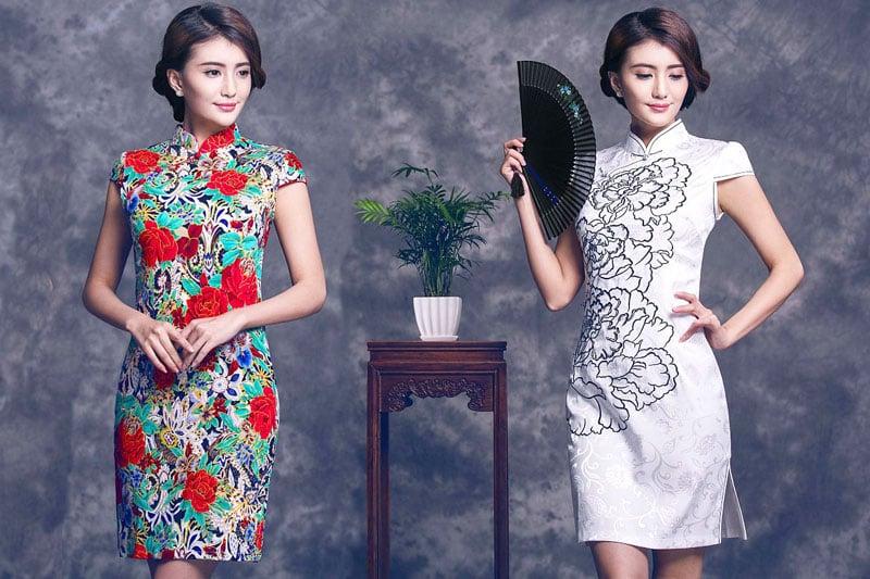 2019 buy qipao cheongsam online