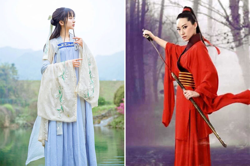 Best 5 Chinese Style Clothing List