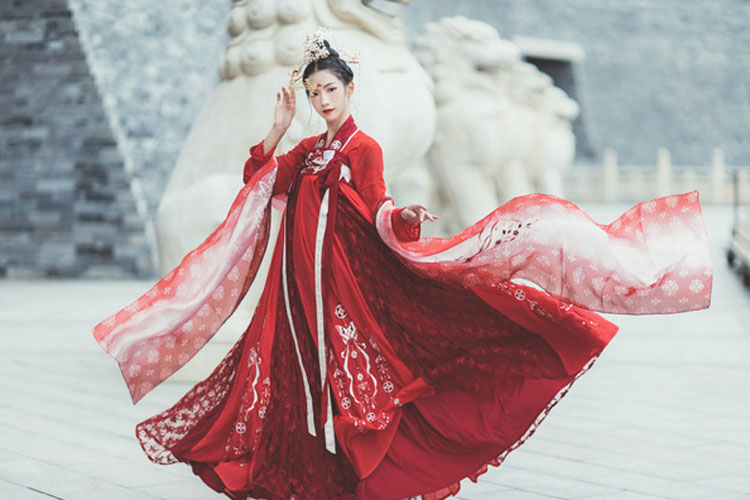 butterfly princess hanfu shop