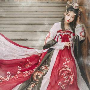 dragon hanfu dress buy