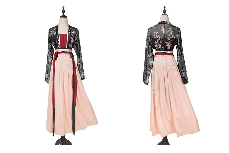 fashion crane modern hanfu buy