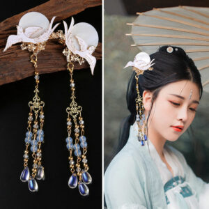 shop bird hanfu jewelry