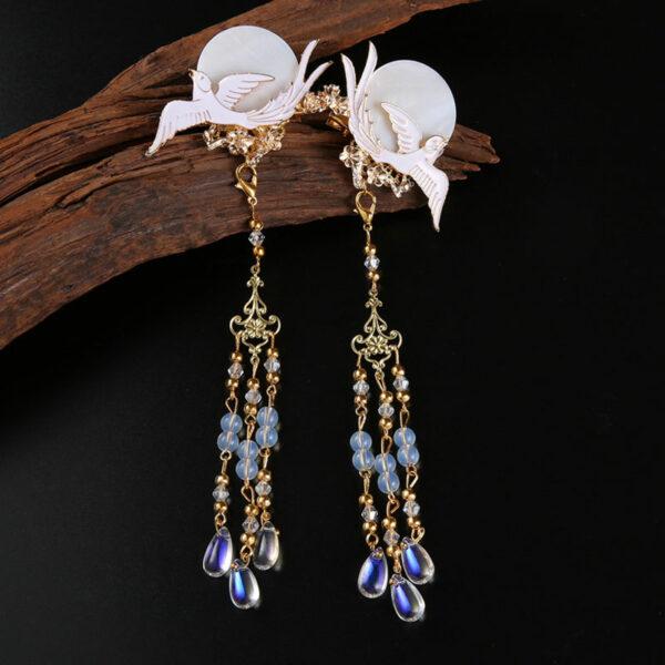 shop bird hanfu jewelry