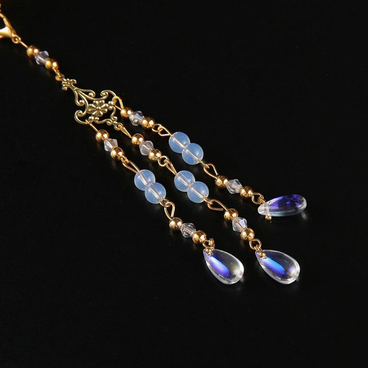 newhanfu retro bird hanfu jewelry