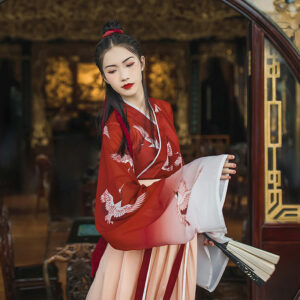 crane girl ruqun hanfu buy