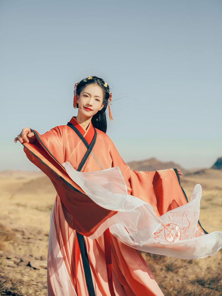 shop ruqun hanfu dress Music Girl