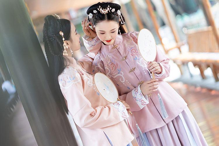 aoqun hanfu store sweet sister