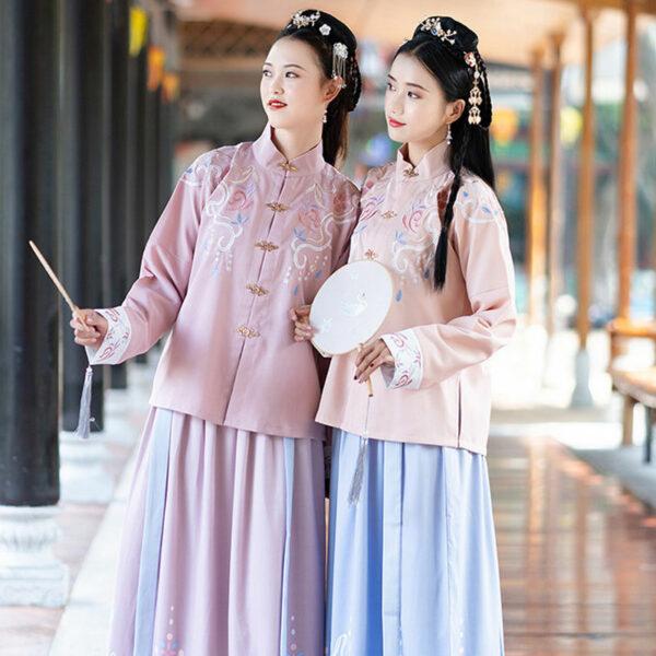 shop aoqun hanfu sweet sister