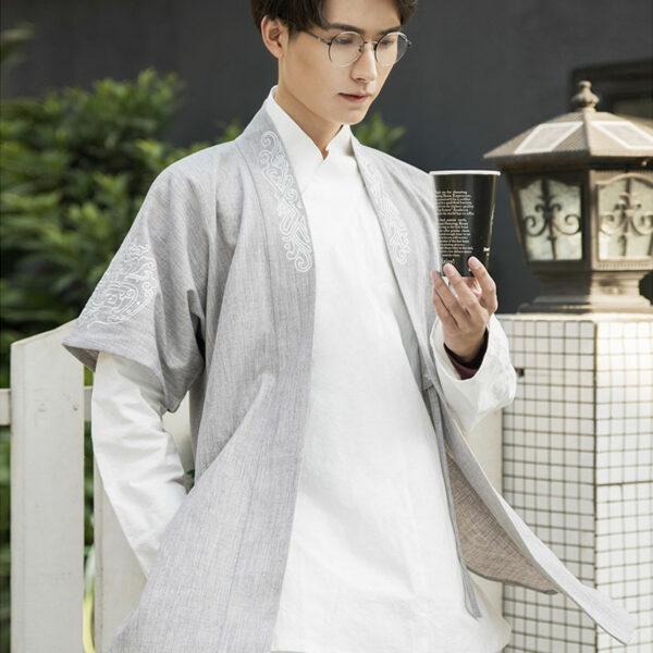 shop modern hanfu male