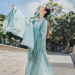 female poet hanfu buy