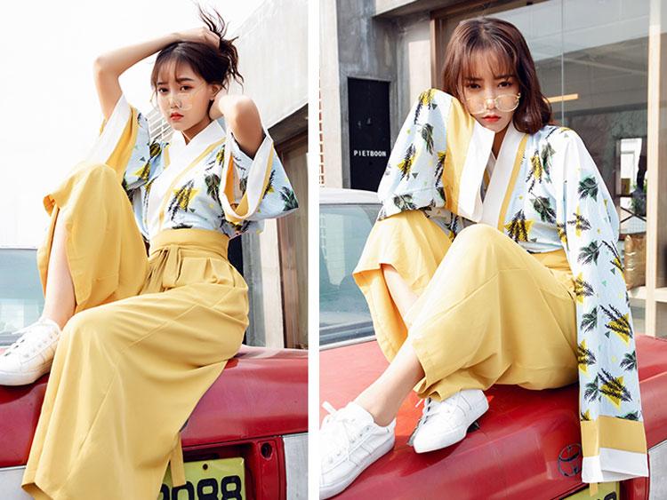 street fashion modern hanfu