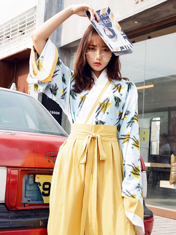 street fashion modern hanfu store