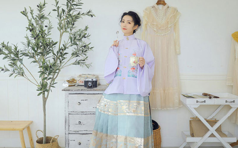 top 7 ancient chinese clothing