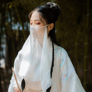 Solid Veil Hanfu Accessory Shop
