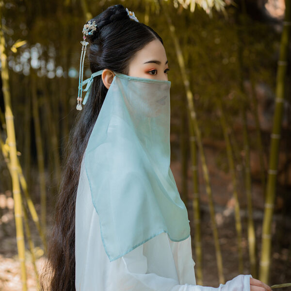 Solid Veil Hanfu Accessory Shop