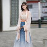 Summer Blossom Han Fu Buy