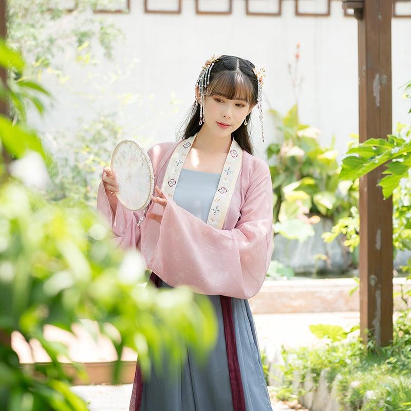 Summer Garden Cheap Hanfu Dress Buy