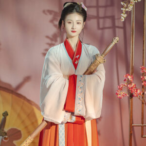 Red Hua Mulan Hanfu Ruqun Shop
