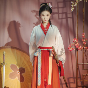 Red Hua Mulan Hanfu Ruqun Shop