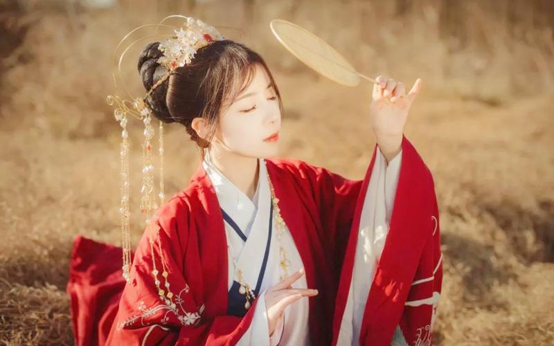 5 Best Red Hanfu Dresses in 2020 1