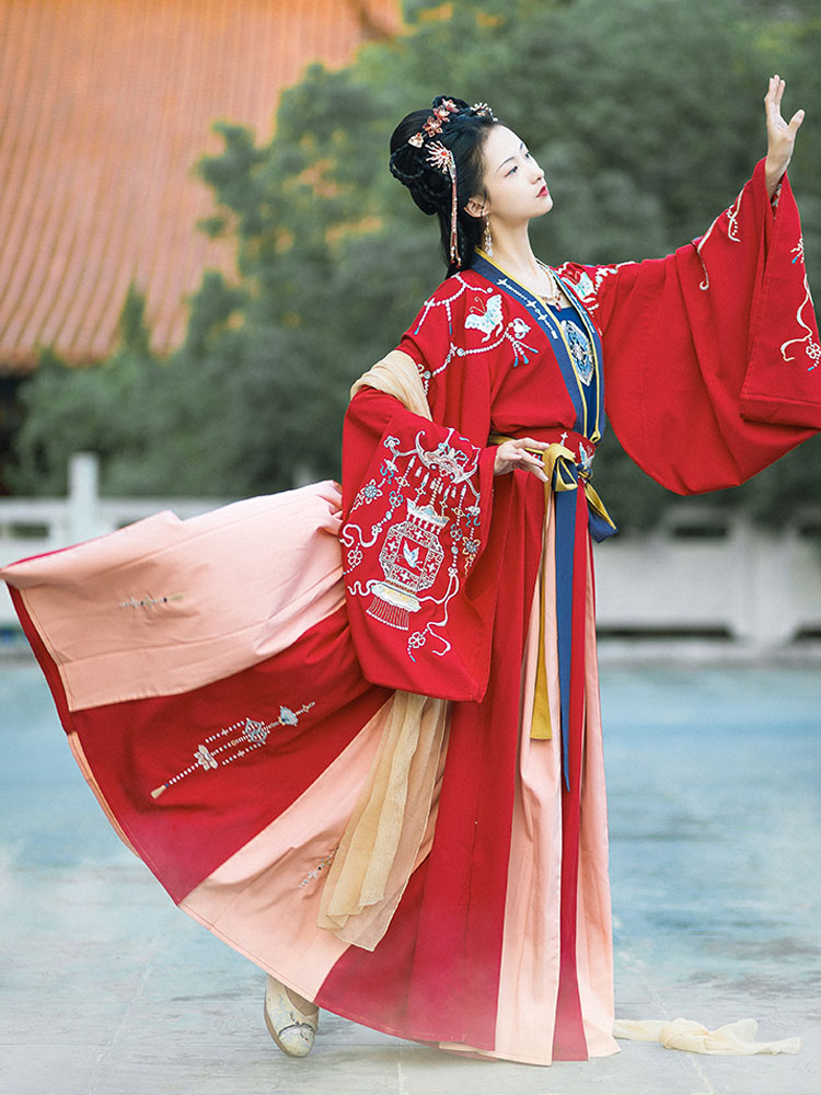 Autumn Princess Hanfu dress shop