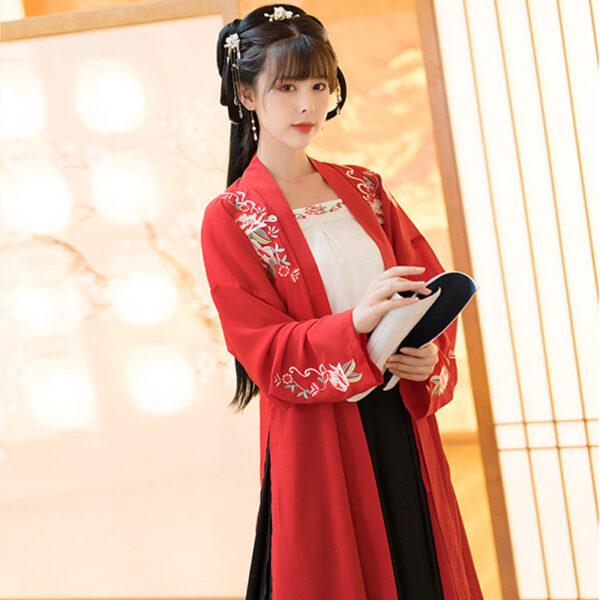 Lotus Songku Hanfu