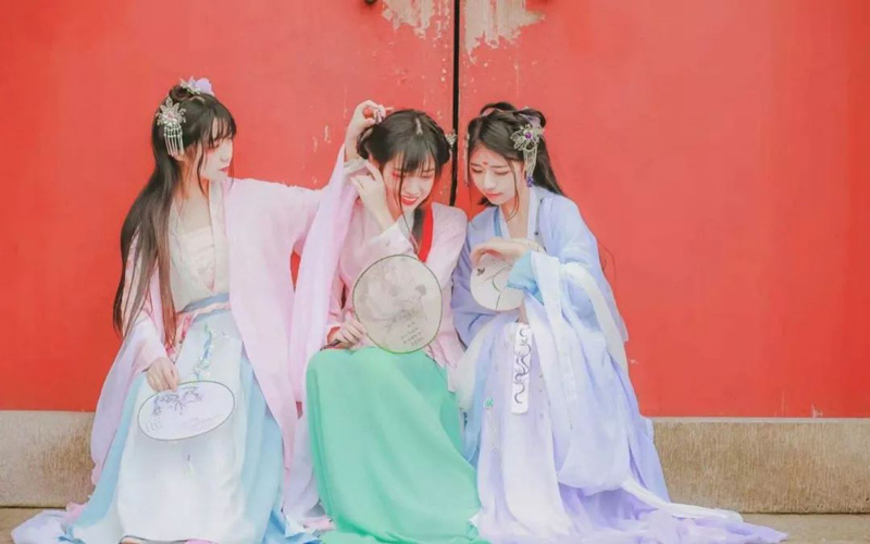 Why Plus Size Hanfu is so Popular in Ancient China