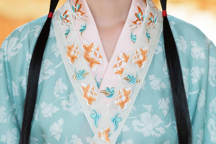 Begonia Flower qiyao ruqun shop