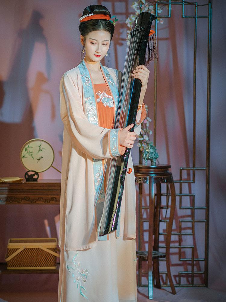 Ching Chao hanfu cosplay shop