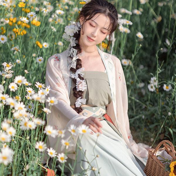 Wild Daisy song hanfu shop