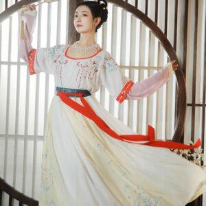 Court Dancer hanfu girls ruqun