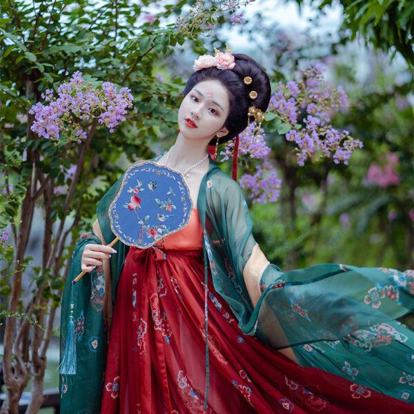 Princess Yang Tang Dynasty Hanfu shop