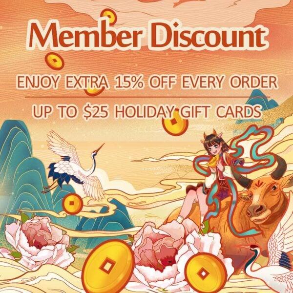 join hanfu membership