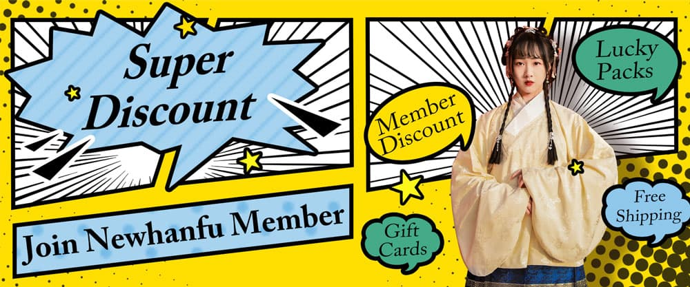 join hanfu membership club