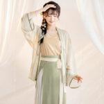 spring tea fashion hanfu