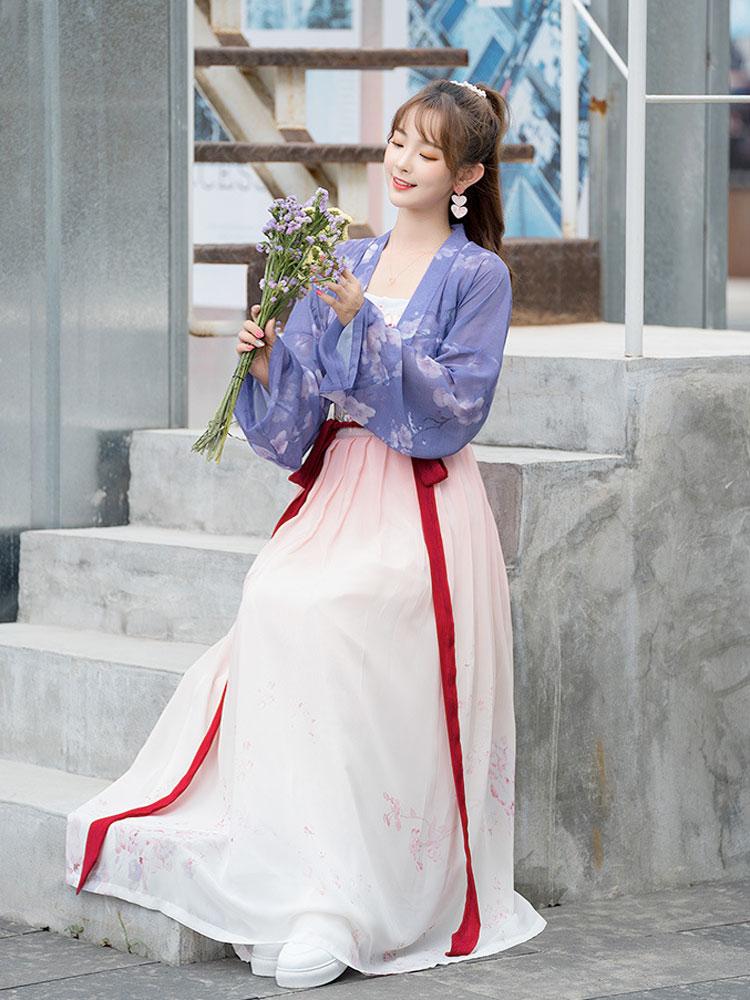 Summer Plum fashion hanfu