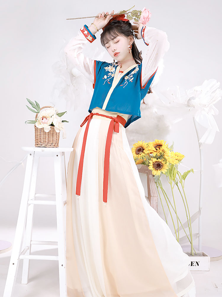 Blue Beizi hanfu shop