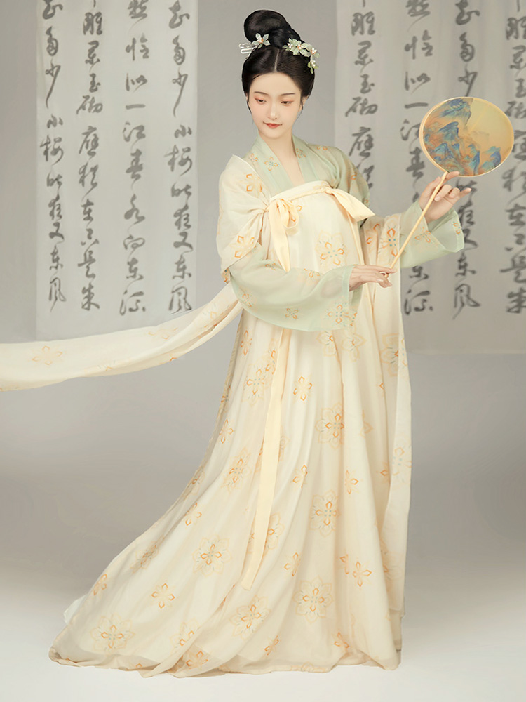 Chang'an memory newhanfu hanfu